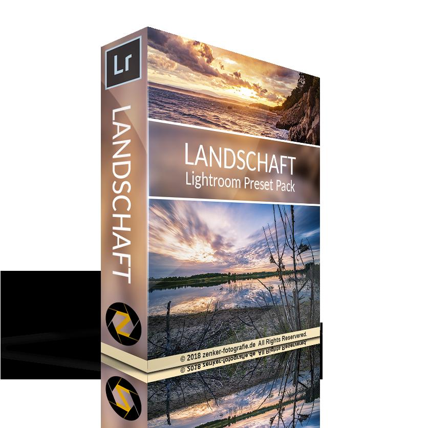 Lightroom Landschaft Preset Pack