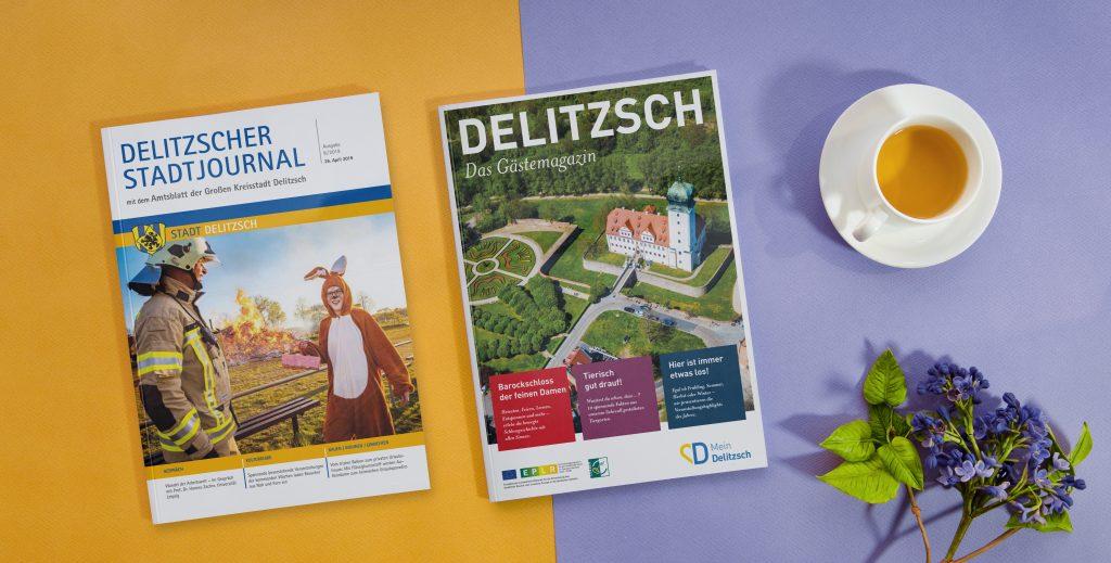 Gästemagazin Delitzsch
